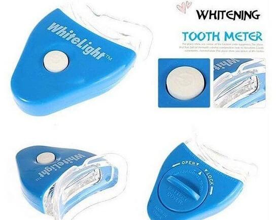 Dụng cụ làm trắng răng tại nhà white light có tốt không? 1