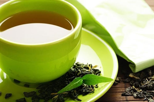 Bí quyết giúp làm trắng răng bằng trà xanh