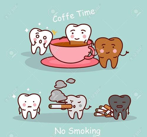 Tại sao càng tẩy trắng răng càng đen hơn thưa bác sĩ?