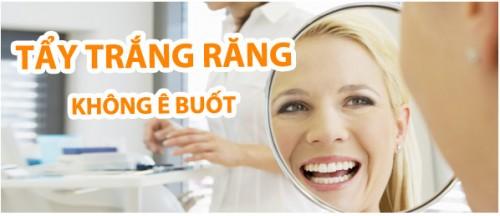 Những nguy cơ có thể gặp khi tẩy trắng răng nhạy cảm 1