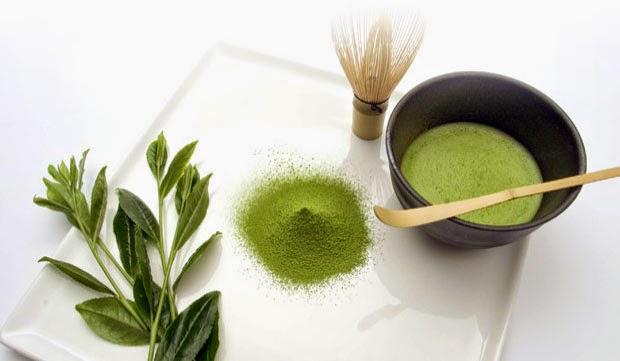 Bí quyết giúp làm trắng răng bằng trà xanh 2