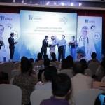 Bác sĩ NK Paris nhận chứng chỉ thành viên Hiệp hội nha khoa thẩm mỹ Châu Âu ESCD