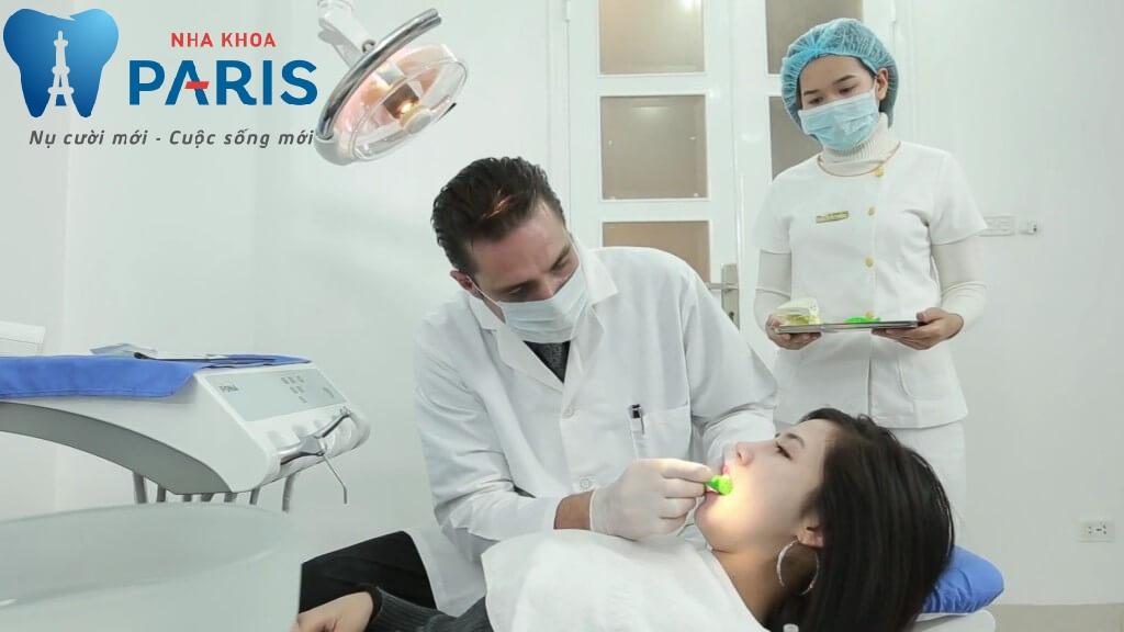 Tẩy răng đau không và có nguy hiểm không?  1