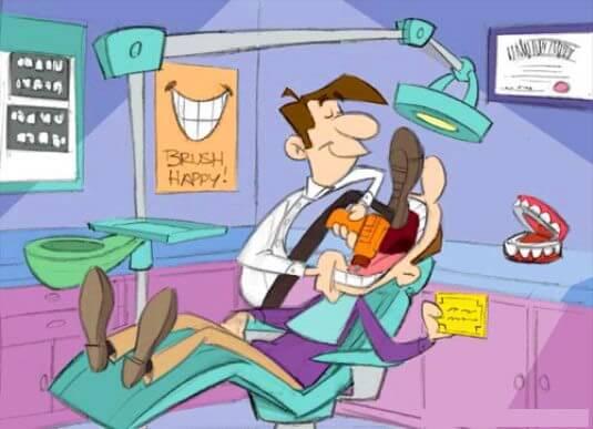 Giải đáp thắc mắc: Cạo vôi răng có đau không? 1