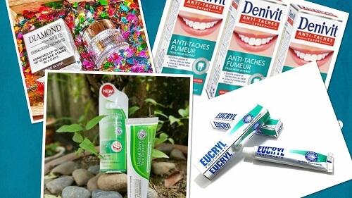 Thông tin từ A - Z về kem tẩy trắng răng tại nhà 1
