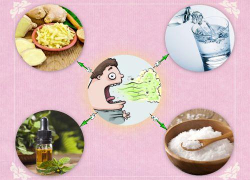 Cách chữa hôi miệng bằng gừng Tại Nhà Đơn Giản HIỆU QUẢ 1