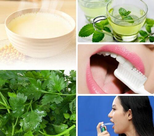 Ăn hành hôi miệng – Nguyên nhân và cách điều trị tại nhà 2