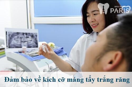 Giải đáp thắc mắc: Đeo máng tẩy trắng răng mấy giờ? 2