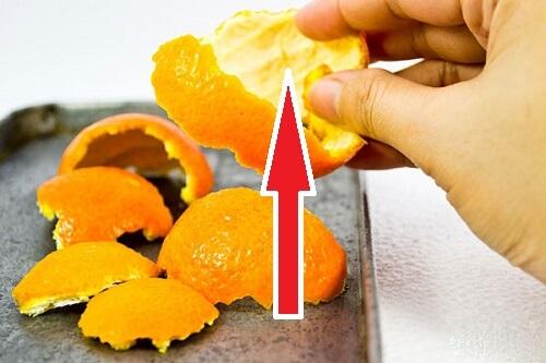 3 Cách làm trắng răng bằng vỏ cam ĐƠN GIẢN tại nhà HIỆU QUẢ 2