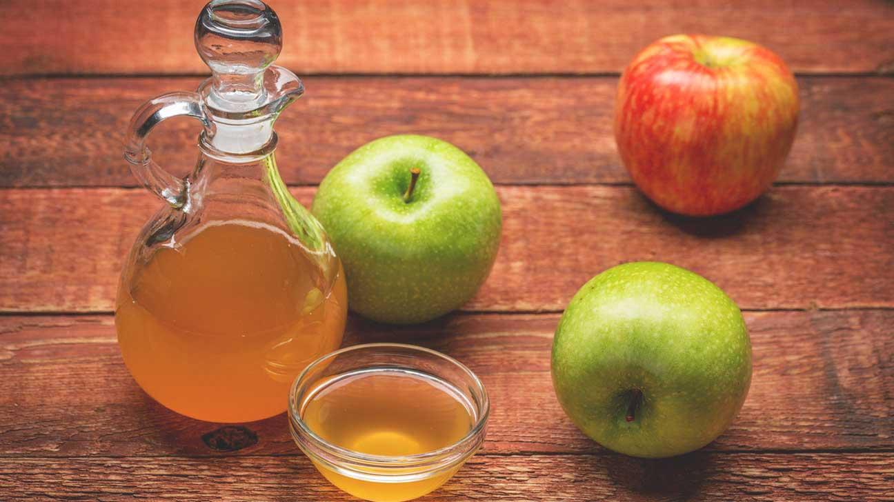 Giấm táo có hiệu quả như thế nào trong việc làm trắng răng?