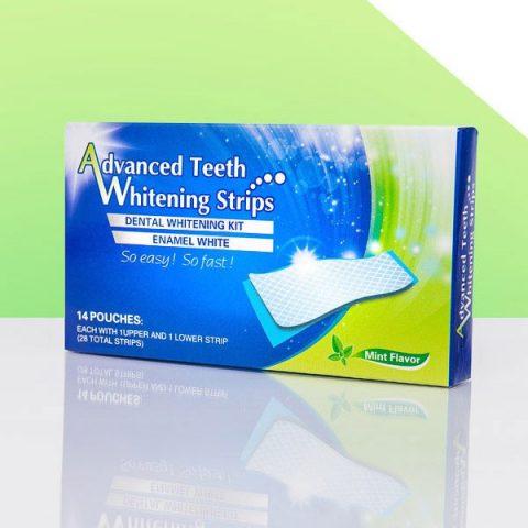 Miếng dán trắng răng loại nào tốt? Liệu có phải là Advanced Teeth?