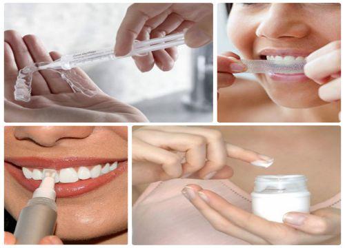 Có hay không các cách tẩy trắng răng cấp tốc tại nhà? 1