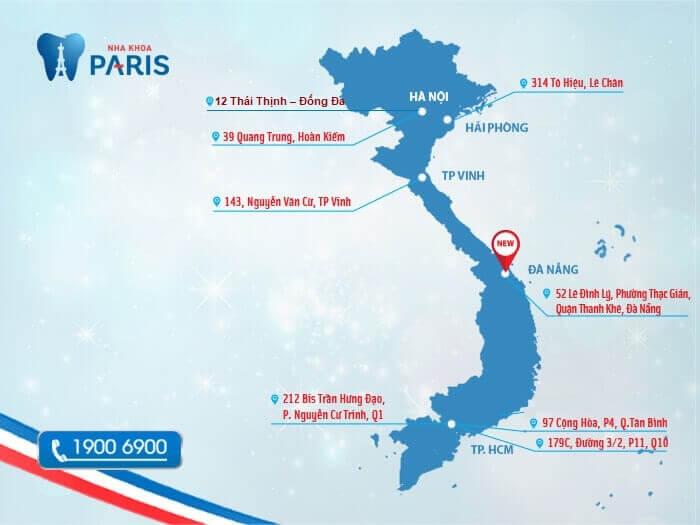 Tẩy trắng răng ở đâu tốt ở Hà Nội và thành phố Hồ Chí Minh? 3