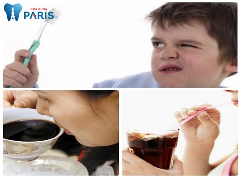 nguyên nhân răng bị vàng ố do yêu tố nội sinh