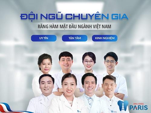 Địa chỉ tẩy trắng răng tại Đà Nẵng uy tín cần có các bác sĩ giỏi, tận tâm, giàu kinh nghiệm
